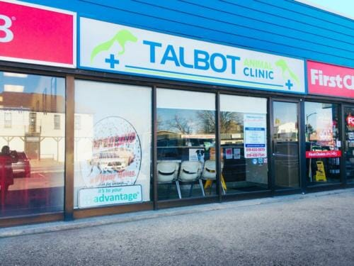 Talbot - Exterior