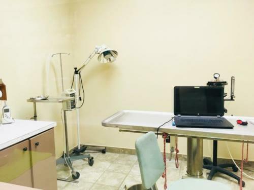 Talbot - Surgery Room